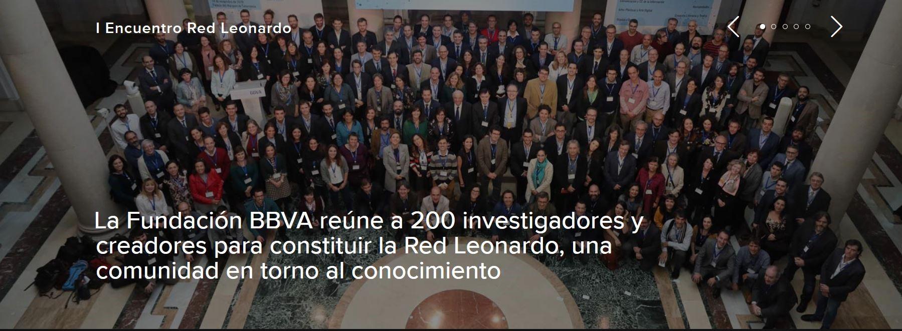 I Encuentro Red Leonardo